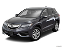 2016 Acura RDX, front angle view.