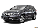 2016 Acura RDX, front angle medium view.