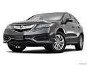 2016 Acura RDX, front angle view, low wide perspective.