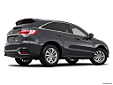 2016 Acura RDX, low/wide rear 5/8.