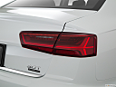2016 Audi A6 Premium Plus, passenger side taillight.