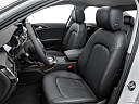 2016 Audi A6 Premium Plus, front seats from drivers side.