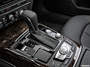 2016 Audi A6 Premium Plus, gear shifter/center console.