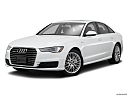 2016 Audi A6 Premium Plus, front angle medium view.