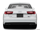 2016 Audi A6 Premium Plus, low/wide rear.