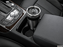2016 Audi A6 Premium Plus, cup holder prop (primary).