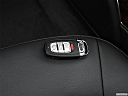 2016 Audi A6 Premium Plus, key fob on driver's seat.