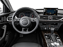 2016 Audi A6 Premium Plus, steering wheel/center console.