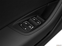 2016 Audi A6 Prestige, driver's side inside window controls.