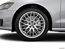 2016 Audi A6 Prestige, front drivers side wheel at profile.