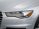2016 Audi A6 Prestige, drivers side headlight.