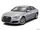 2016 Audi A6 Prestige, front angle view.