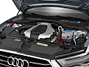 2016 Audi A6 Prestige, engine.
