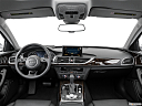 2016 Audi A6 Prestige, centered wide dash shot