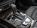 2016 Audi A6 Prestige, gear shifter/center console.