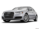 2016 Audi A6 Prestige, front angle view, low wide perspective.