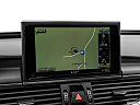 2016 Audi A6 Prestige, driver position view of navigation system.