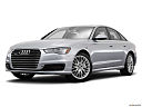 2016 Audi A6 Prestige, front angle medium view.
