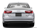 2016 Audi A6 Prestige, low/wide rear.
