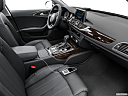 2016 Audi A6 Prestige, auxiliary jack props.