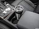 2016 Audi A6 Prestige, cup holder prop (primary).