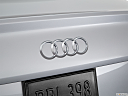 2016 Audi A6 Prestige, rear manufacture badge/emblem