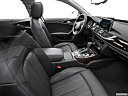 2016 Audi A6 Prestige, fake buck shot - interior from passenger b pillar.