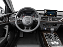 2016 Audi A6 Prestige, steering wheel/center console.