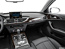 2016 Audi A6 Prestige, center console/passenger side.