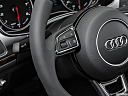 2016 Audi A6 Prestige, steering wheel controls (left side)