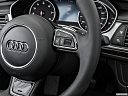 2016 Audi A6 Prestige, steering wheel controls (right side)