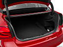2016 BMW 3-series 320i, trunk open.