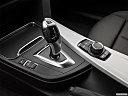 2016 BMW 3-series 320i, gear shifter/center console.