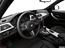 2016 BMW 3-series 320i, interior hero (driver's side).