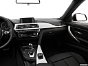 2016 BMW 3-series 320i, center console/passenger side.