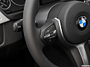 2016 BMW 3-series 320i, steering wheel controls (left side)