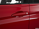 2016 BMW 3-series 328i, drivers side door handle.