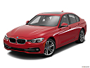 2016 BMW 3-series 328i, front angle view.