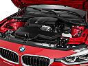 2016 BMW 3-series 328i, engine.