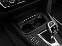 2016 BMW 3-series 328i, cup holders.