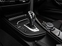 2016 BMW 3-series 328i, gear shifter/center console.