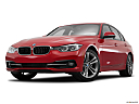 2016 BMW 3-series 328i, front angle view, low wide perspective.