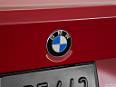 2016 BMW 3-series 328i, rear manufacture badge/emblem