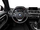 2016 BMW 3-series 328i, steering wheel/center console.