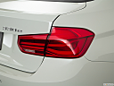 2016 BMW 3-series 330e, passenger side taillight.