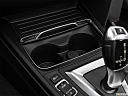 2016 BMW 3-series 330e, cup holders.