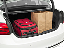 2016 BMW 3-series 330e, trunk props.