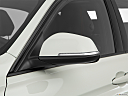2016 BMW 3-series 330e, driver's side mirror, 3_4 rear