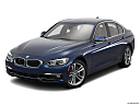 2016 BMW 3-series 340i, front angle view.