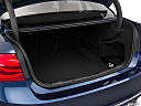 2016 BMW 3-series 340i, trunk open.